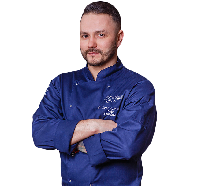 Szef Kuchni Piotr Szaliński